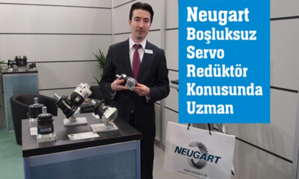 Neugart Türkiye Genel Müdürü Göksel Tetik